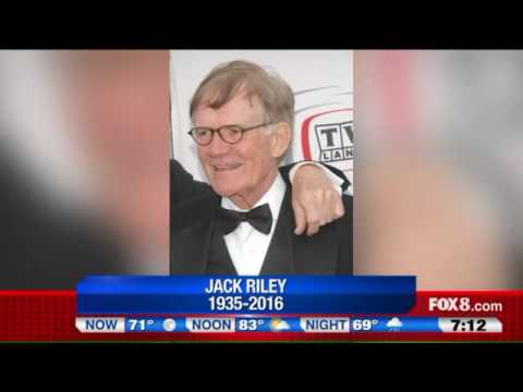 Jack Riley passes away