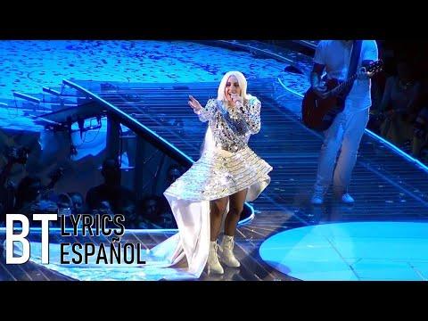 Lady Gaga - Gypsy (Lyrics + Español) Video Official