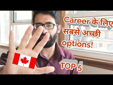 TOP 5 UNIVERSITIES IN CANADA    हिंदी