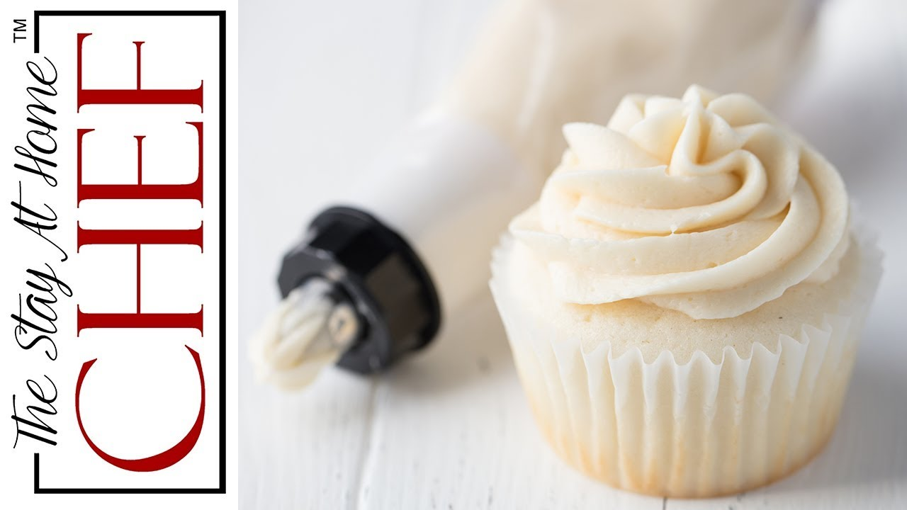 How to Make Perfect Buttercream Frosting | The Stay At Home Chef ...