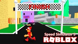 How to EVOLVE FAST in the NEW SPEED SIMULATOR → Roblox Speed Simulator 3 🎮