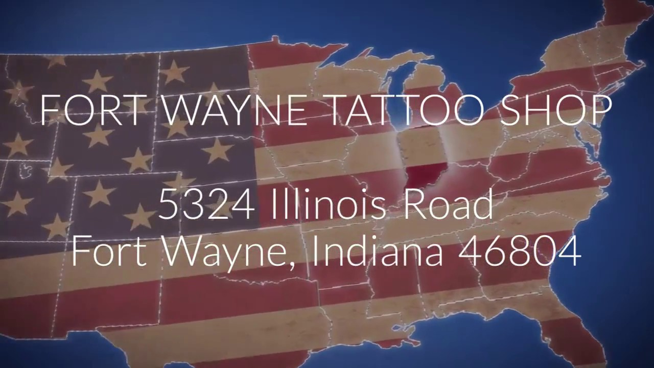 State of the art fort wayne tattoo shops fort wayne for Tattoo shops in fort wayne