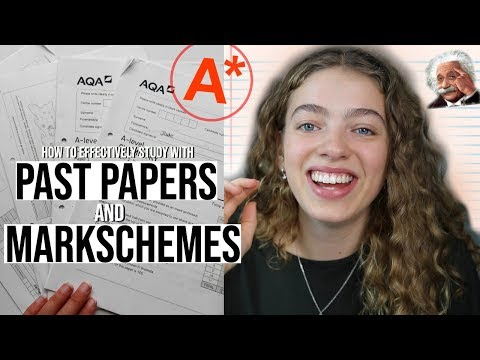 The Most Underused Revision Technique: How To Effectively Use Past Papers And Markschemes