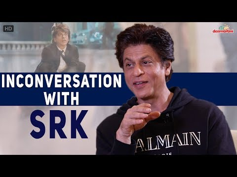 ZERO  Shah Rukh Khan Talks About Evolving As An Actor And Being The King of Romance In Bollywood