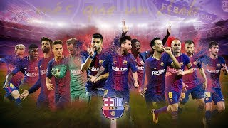 Fc Barcelona Wallpaper   Photoshop Speedart