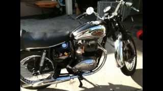 1969 bsa a65t thunderbolt for sale on ebay