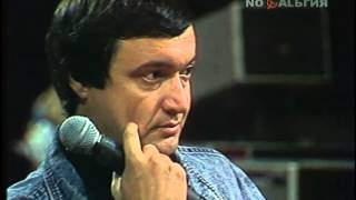 "Виктор Цой в Передаче ""Взгляд"" 27.10.1989"