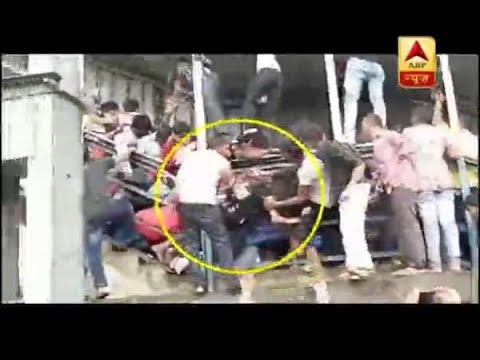 Elphinstone Station Stampede: Asbestos shades were removed f