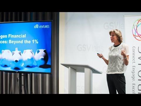 The FinTech Revolution keynote: Vanessa Colella, Global Head of Venture Investing, Citi Ventures