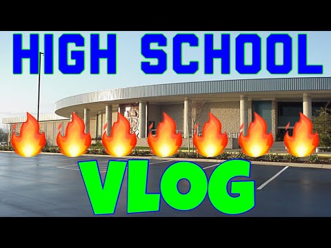 School Vlog... What it's really like to go to Chino Hills High School