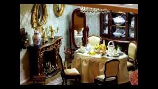 DollHouse Кукольная миниатюра  Дом мечты.mpg