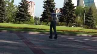 BZ #10. Уроки катания на роликах