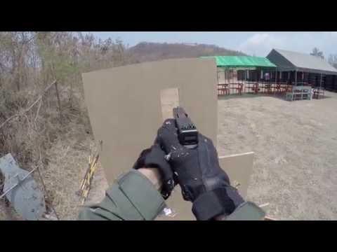 ฝึกยิง 9 รู กับกล็อค21
