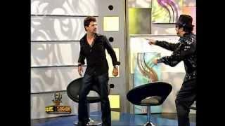 Qué Locura - Dra. Machado con Matheus10 - 13/05/2012