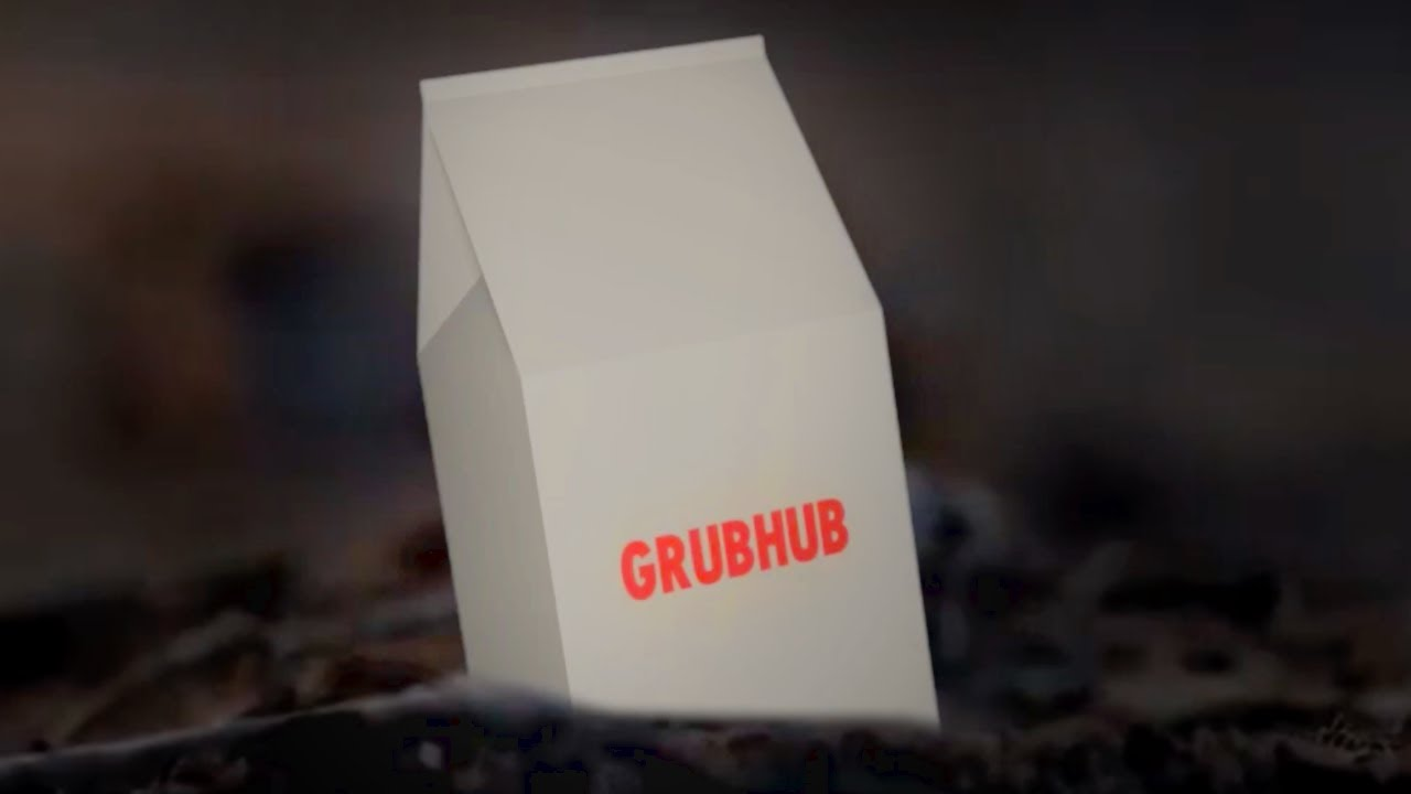Grubhub defeats Thanos