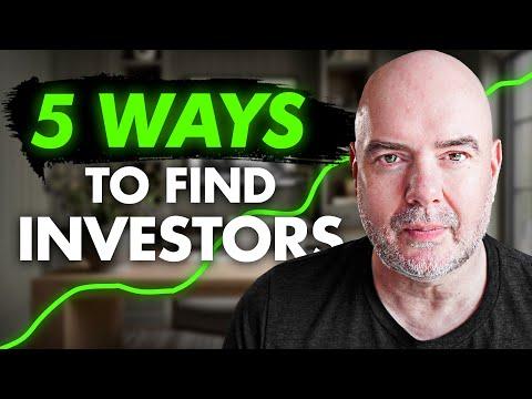Angel Investors: How to Find Investors [in 2021]