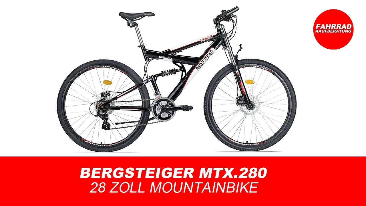 bergsteiger mountainbike fahrrad kaufberatung tests youtube. Black Bedroom Furniture Sets. Home Design Ideas
