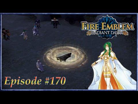 Fire Emblem: Radiant Dawn - Izuka's End, Heron Healing - Episode 170