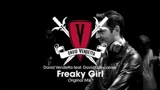 David Vendetta - Freaky Girl (Original Mix)