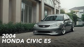 Daily purpose Honda Civic ES9 / Pejuajua vol.4 / Gozzy Moeis