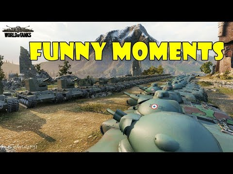 World of Tanks - Funny Moments | Week 2 January 2018