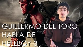 Del Toro dice que no habrá Hellboy 3