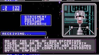 Starflight - Starflight Part 6(Sega Genesis) - Vizzed.com GamePlay - User video