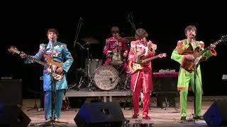 Концерт группы The BeatLove в Самаре. The BeatLove Back in the USSR