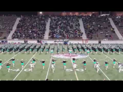 The Longview High School Halftime Show 10-27-2017