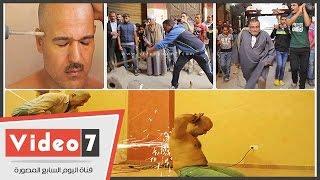 شمشون وفرعون.. قوى خارقة اتحدت لتنشيط السياحة المصرية