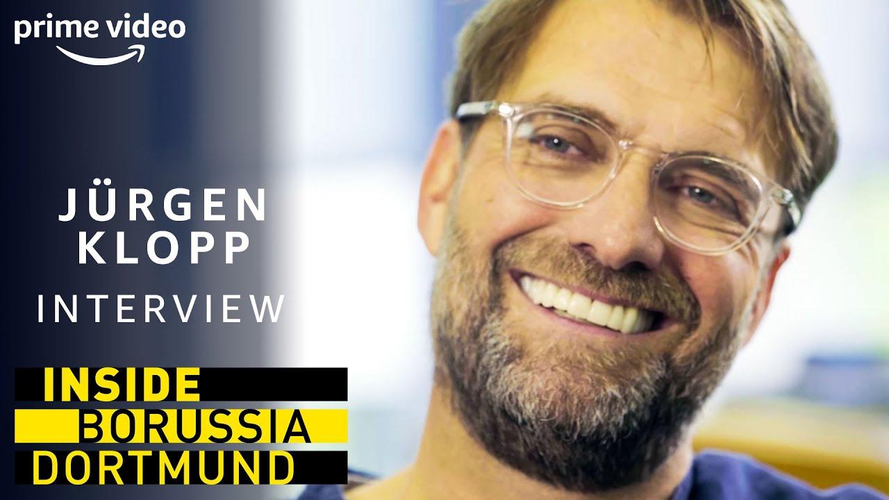 Jürgen Klopp über den BVB | Inside Borussia Dortmund | PRIME Video