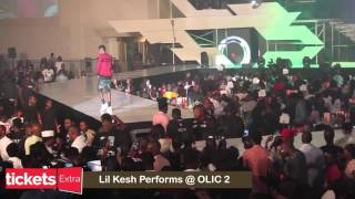 Lil Kesh's Performance at Olamide Live in Concert , #OLIC2