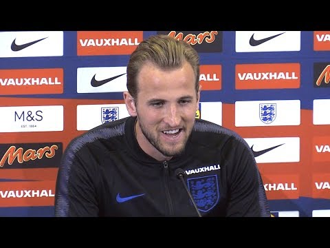 Harry Kane Full Press Conference - On Being Made England Captain - Russia World Cup 2018