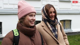 Кто такие сибиряки? Опрос на улицах Томска перед Всероссийской переписью населения.