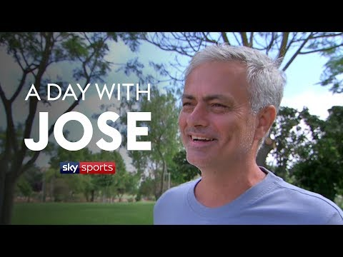 EXCLUSIVE: A Day with Jose | Full Sky Sports News Documentar