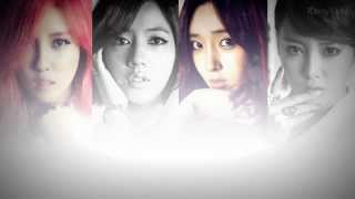 T ara   Don't leave~ lyrics on screen KOR ROM ENG)