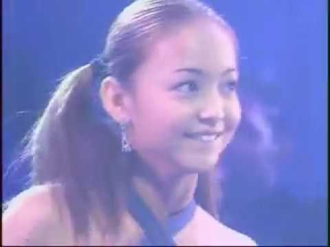 安室奈美恵(Namie Amuro) - RESPECT The POWER OF LOVE (1999.12.31. 紅白歌合戦)