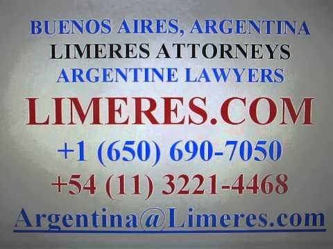 Province of San Juan :: Licensed Attorney, Lawyer, Law Firm :: Bilingual English :: Limeres.com