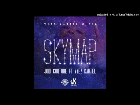 Jodie Couture Ft Vybz Kartel - Sky Map (Official Audio)( CLEAN ) #DJDEE