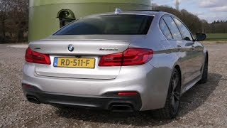 2018 BMW M550d xDrive G30 Review