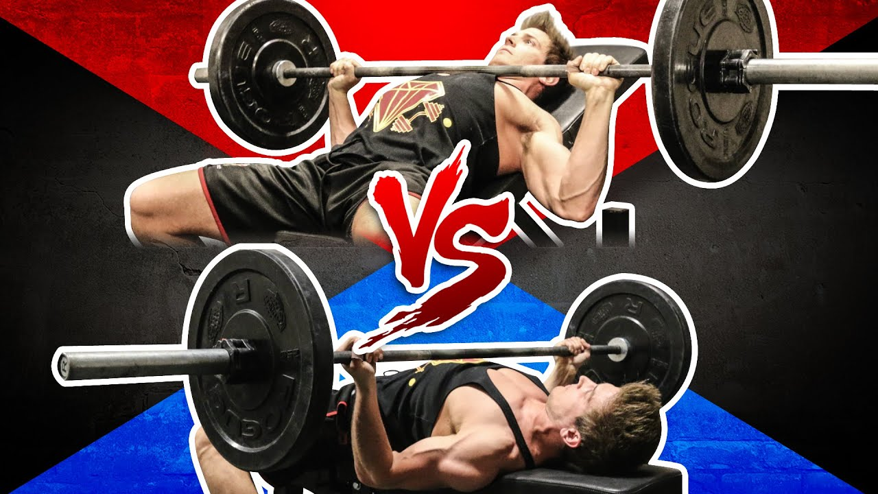 Incline Barbell Bench Press Vs Reverse Grip Bench Press Which Builds A Bigger Upper Chest