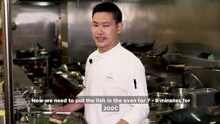 How to Prepare and Cook the Best Spotted Bass Dish with Head Chef Andy | Atlantis, The Palm