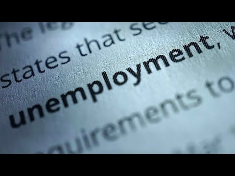 Unemployment: 853,000 claims filed last week which was more than expected:
