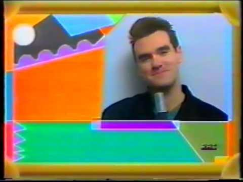 Morrissey Interview (Italian Television) (1987)