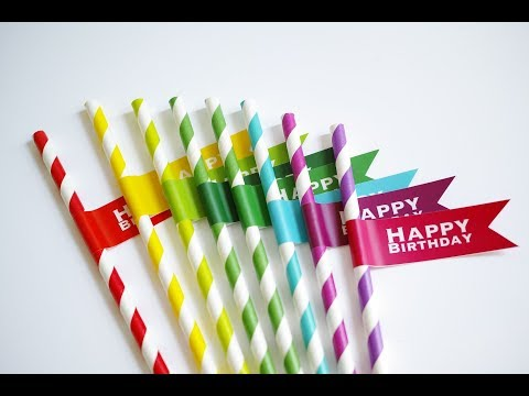 3 Life hacks with Drinking Straws. Diy Projects Everyone Should Try!