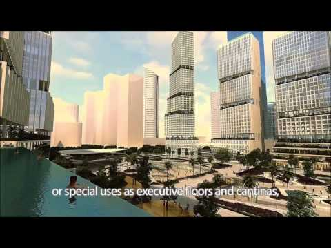 Shenzhen Qainhai Exchange Plaza HD