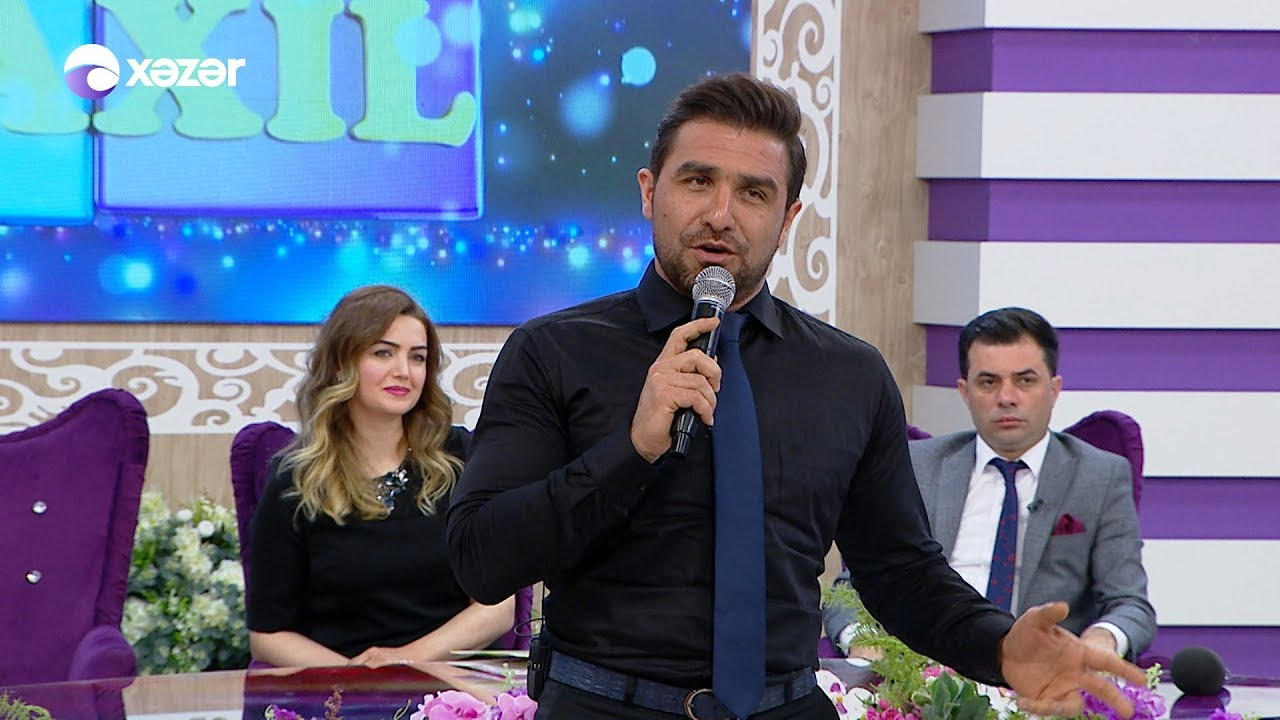 Hər Şey Daxil - Talıb Tale, Rəvan Qarayev, Elnurə Mustafayeva (17.05.2019)