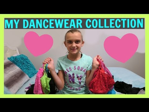 MY DANCEWEAR COLLECTION