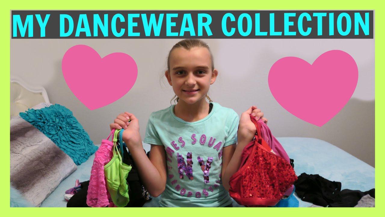 My Dancewear Collection - Youtube-7528