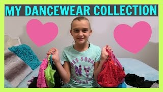 MY DANCEWEAR COLLECTION